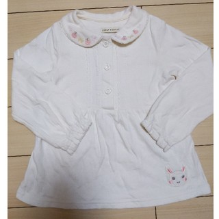 coeur a coeur - クーラクール 長袖ブラウスTシャツ