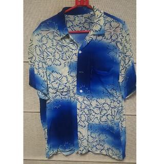 オクラ(OKURA)のオクラokuraのアロハシャツ サイズ2(シャツ)