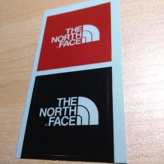 ザノースフェイス(THE NORTH FACE)のTNF ステッカー(マウンテンパーカー)