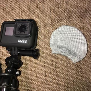 ゴープロ(GoPro)のGoPro ゴープロ カバー グレー(コンパクトデジタルカメラ)