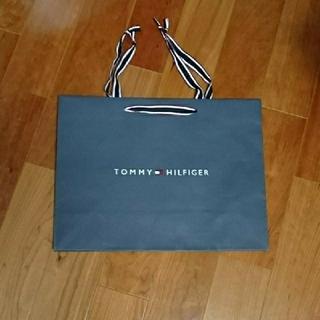 トミーヒルフィガー(TOMMY HILFIGER)の【トミーヒルフィガー】ショッパー・おまけ付き(ショップ袋)