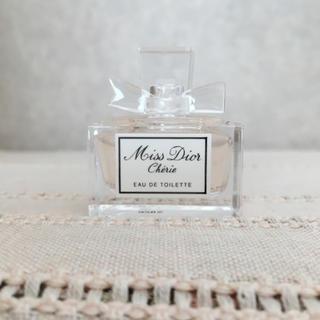 クリスチャンディオール(Christian Dior)のミス ディオール シェリー オードゥ トワレ(香水(女性用))