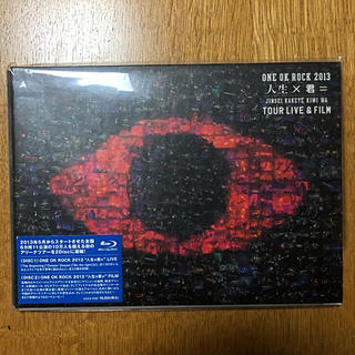 ONE OK ROCK - ONE OK ROCK 人生×君= ライブDVD