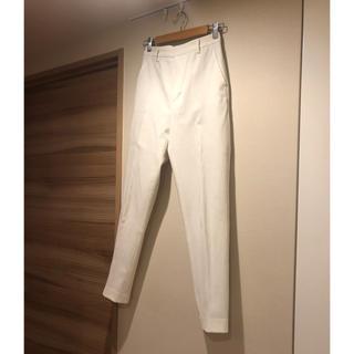 ロペ(ROPE)のROPEの白パンツ(カジュアルパンツ)