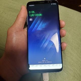 Galaxy - Galaxy s8 ジャンク品