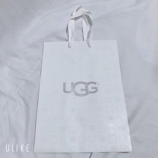 アグ(UGG)の【美品】UGG ショップ袋 中(ショップ袋)