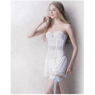 ワコール ブライダルインナー ウェディング 結婚式 ドレス 前撮り(ブライダルインナー)