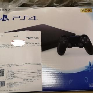 PS4 本体 ジェット・ブラック 500GB CUH-2200AB01