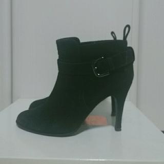 DIANA - DIANA ショートブーツ ブラック