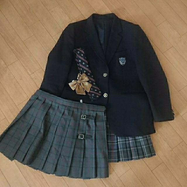 制服 リボン ネクタイ エンタメ/ホビーのコスプレ(衣装一式)の商品写真
