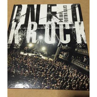 ワンオクロック(ONE OK ROCK)のPRIMAL FOOTMARK #3(ミュージシャン)