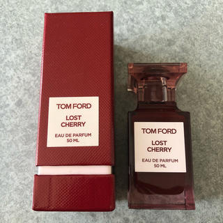 【TOM FORD/LOST CHERRY 50ml 空き瓶】