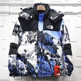 THE NORTH FACE - The North Face 雪山 ノースフェイス マウンパ M