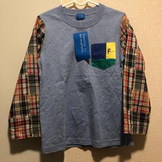 familiar - familiar 120 長袖カットソー