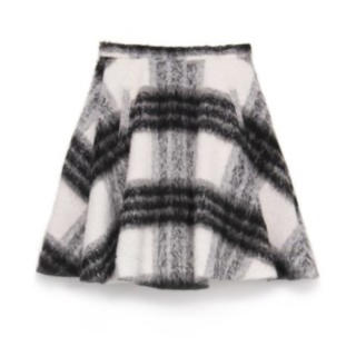 スナイデル(snidel)の値下げ!スナイデルの冬用スカート(ひざ丈スカート)