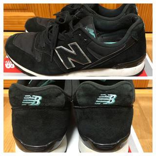 ニューバランス(New Balance)のニューバランス 996 スニーカー ブラック 25㎝(スニーカー)