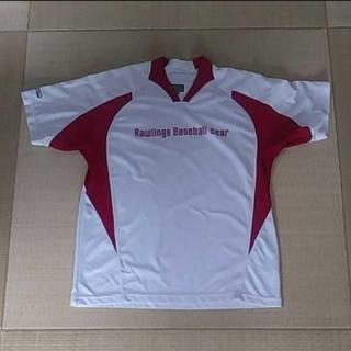 ローリングス(Rawlings)のRawlings ローリングス ベースボールシャツ シャツ O(ウェア)