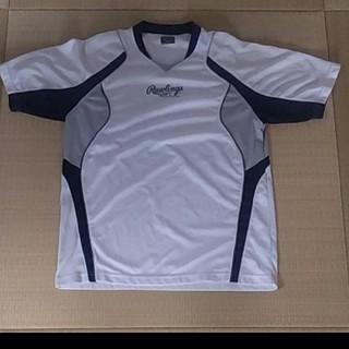 ローリングス(Rawlings)のRawlings ローリングス ベースボールシャツ シャツ O XL(ウェア)