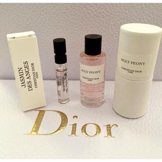 クリスチャンディオール(Christian Dior)のMaison ChristianDior▶︎ホーリーピオニー/ジャスミンSET③(香水(女性用))