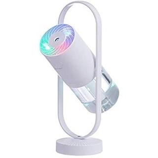 Jawwei 加湿器 超音波式 持ち運び便利 ミニ加湿器 USB給電