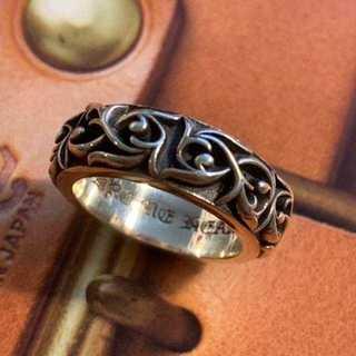 クロムハーツ(Chrome Hearts)の『正規品』CHROME HEARTS クロムハーツ エタニティヴァインバンド(リング(指輪))