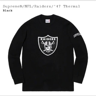 Supreme - Supreme® NFL Raiders'47 Thermal black