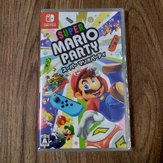 Nintendo Switch - 新品未開封 スーパーマリオパーティー