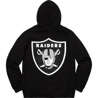 Supreme - Supreme® NFL Raiders '47 Hooded black L