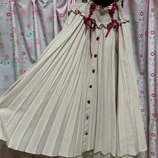 リズリサ(LIZ LISA)のLIZLISA プリーツスカート(ロングスカート)