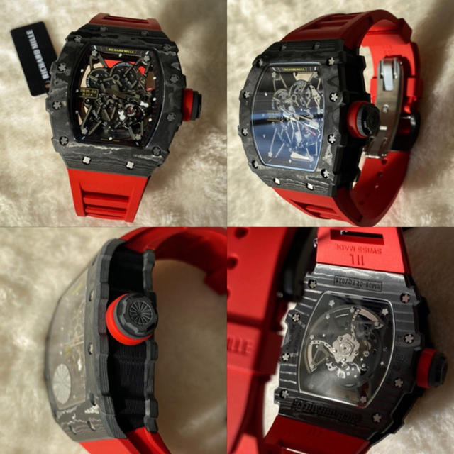 ブライトリング偽物商品 、 リシャールミル 時計の通販 by いるくん's shop