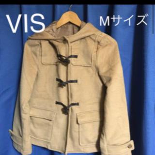 ViS - 状態良 定価1万 VIS ヴィス ダッフルコート Mサイズ