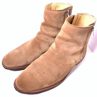 リーガル(REGAL)の【REGAL】リーガル (26.5cm) サイドジップ スェード ブーツ(ブーツ)
