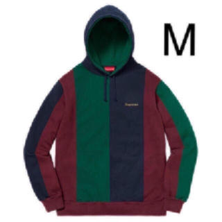 Supreme - シュプリームSupreme tricolor hooded sweatshirt
