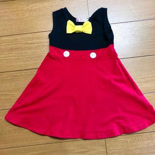 Disney - ディズニー ミッキー ワンピース 110