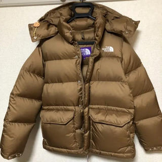 THE NORTH FACE - THE NORTH FACE パープルレーベル ダウン S