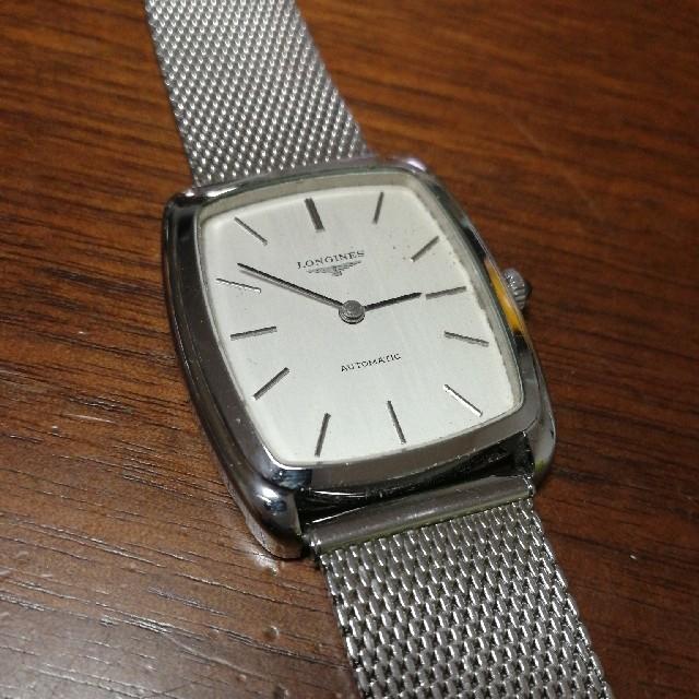 ゼニス コピー 売れ筋 、 LONGINES - ロンジン 自動巻き 純正ブレス付き 腕時計の通販