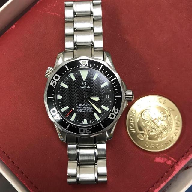 ジェイコブ 時計 スーパーコピー 代引�時計 - OMEGA - 腕時計 オメガシーマスター�通販 by Ger's shop