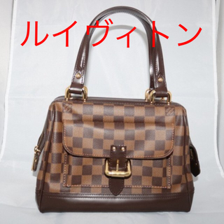 LOUIS VUITTON - LOUIS VUITTON ルイ・ヴィトン ダミエ ナイツブリッツ ハンドバッグ