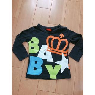 ベビードール(BABYDOLL)のBABYDOLL♡ロンT♡カットソー♡80(シャツ/カットソー)