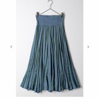 AURORA - LA BELLE ETUDE  スカート ブルー