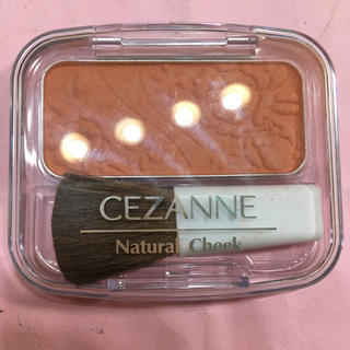 CEZANNE(セザンヌ化粧品) - セザンヌ チークN 04