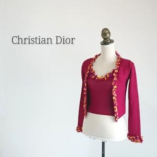 クリスチャンディオール(Christian Dior)のChristian Dior クリスチャンディオール アンサンブル(アンサンブル)