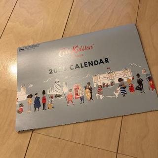 Cath Kidston - キャスキッドソン 2020 カレンダー