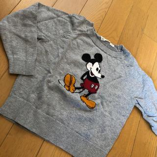 UNIQLO - UNIQLO ディズニー ニット セーター