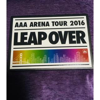 AAA - AAA ARENA TOUR 2016 LEAPOVER DVD