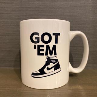 マグカップ SNKRS got'em NIKE