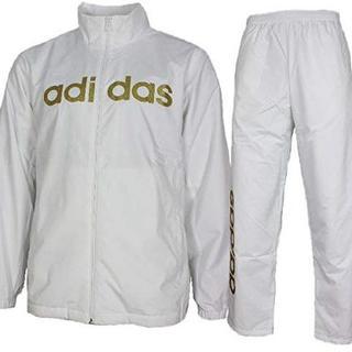 adidas - ◆adidas  ◆アディダス  ★BIG リニアロゴ ナイロン上下セット  ◆