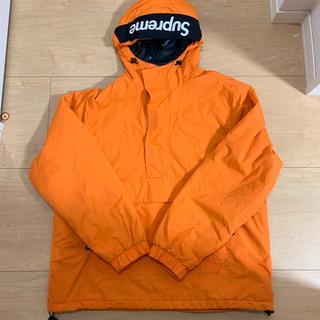 シュプリーム(Supreme)の最安値 SUPREME Hooded Logo Zip Pullover (ナイロンジャケット)
