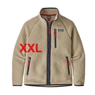 patagonia - 【XXLサイズ】ボーイズ レトロ パイル ジャケット ELKH