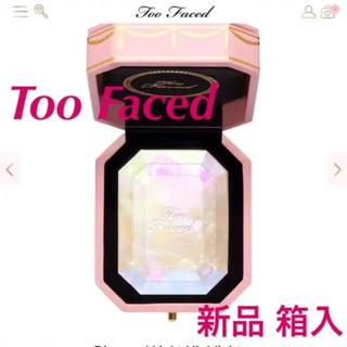 トゥフェイス(Too Faced)の◆新品◆トゥーフェイスド Too Faced ダイヤモンドライト ハイライター(フェイスパウダー)